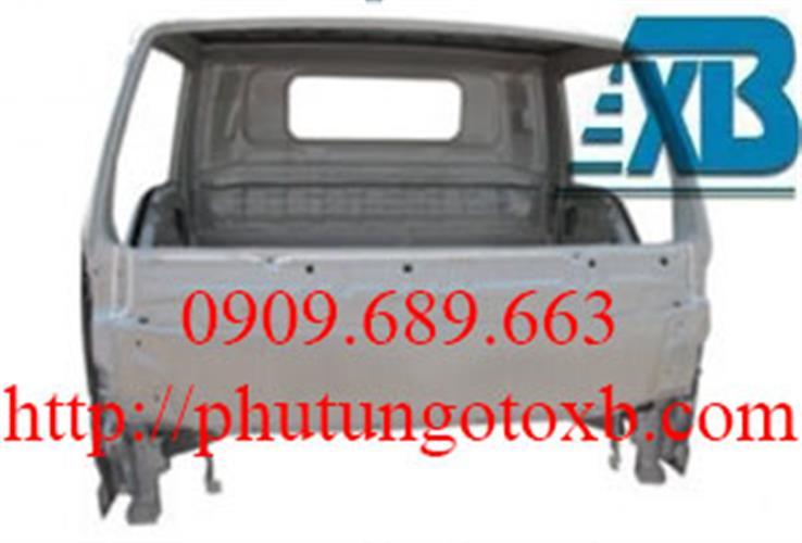 Vỏ cabin ô tô Isuzu XB 001