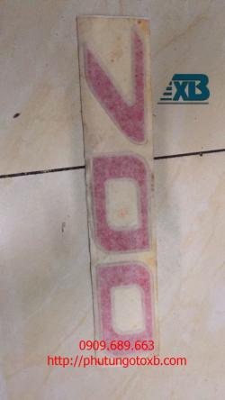 Logo Hino 700