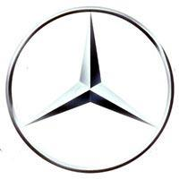 Logo Mercedes C180 TH cốp sau