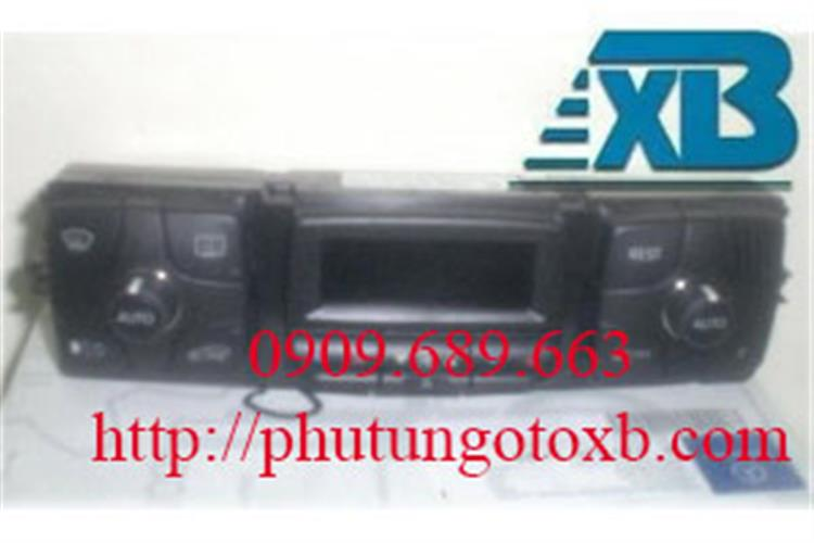 Hộp điều khiển điều hoà Mercedes W220 ( S500 )