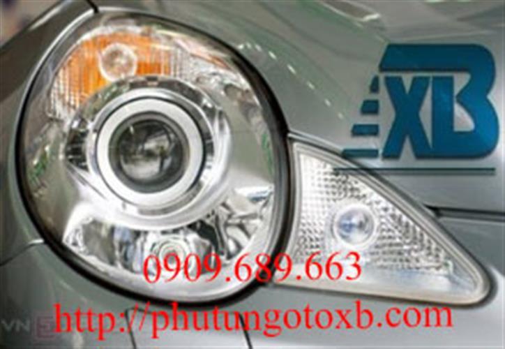 Đèn pha Mercedes R320