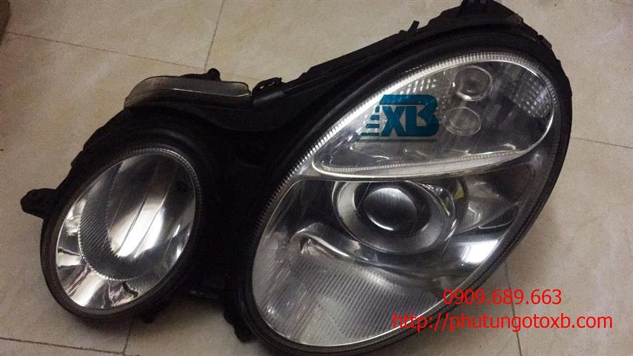 Đèn pha Mercedes E240 LH bãi