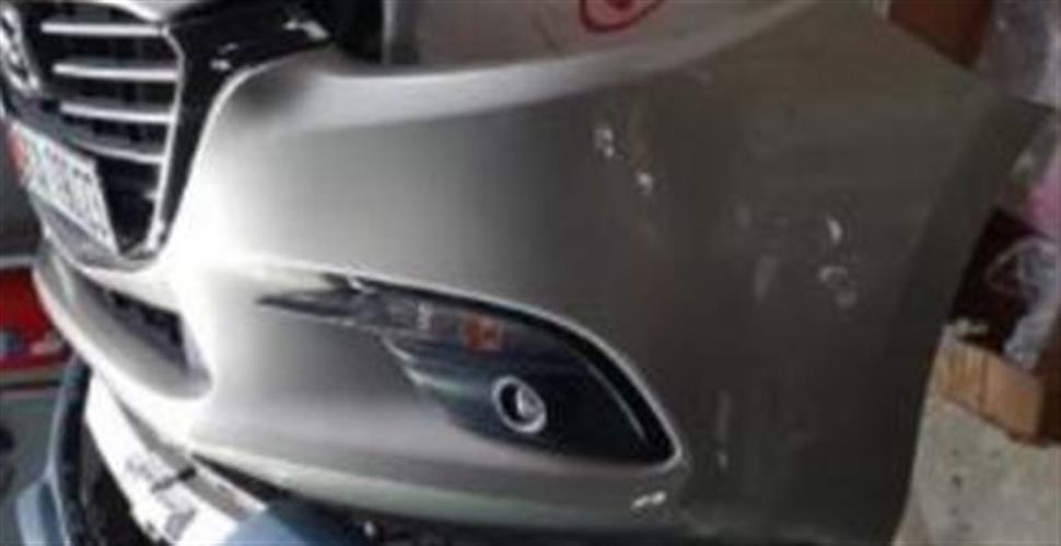 Cản trước Mazda 3 2017 CH