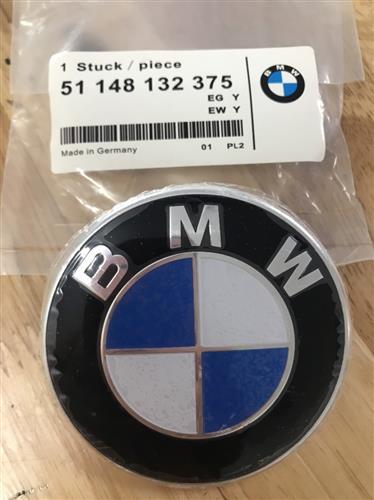 Logo capo BMW CH (318->530)
