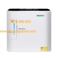 Máy tạo oxy mini tại nhà DEDAKJ 1-6L/ phút