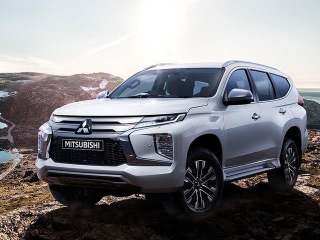 Mitsubishi Pajero Sport 2020 lộ ảnh chi tiết, sắp ra mắt thị trường Việt