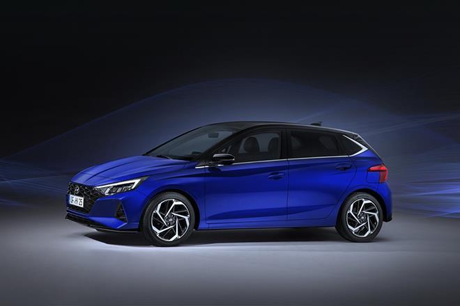 Hyundai i20 thế hệ mới lộ diện đầy đủ với thiết kế đậm chất thể thao